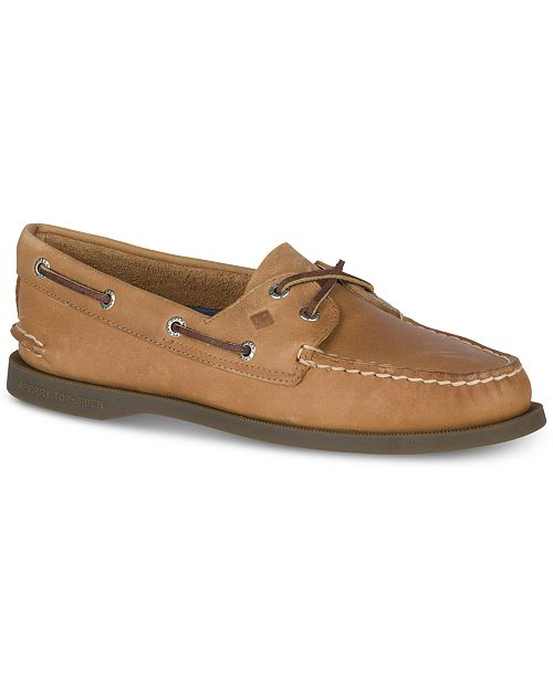 Sperry Authentic Original A / O Boat Shoes & Commentaires - Appartements.