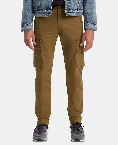 Levi's 502 Aviator Tapered Cargo Pants & Commentaires - Pantalons.