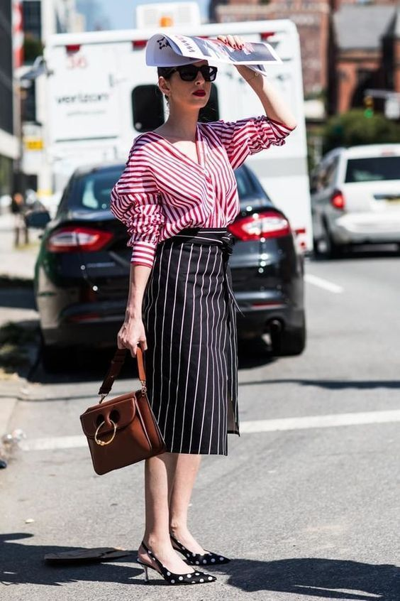 Look Street Style populaire à New York |  Cool street fashion, Nouveau.