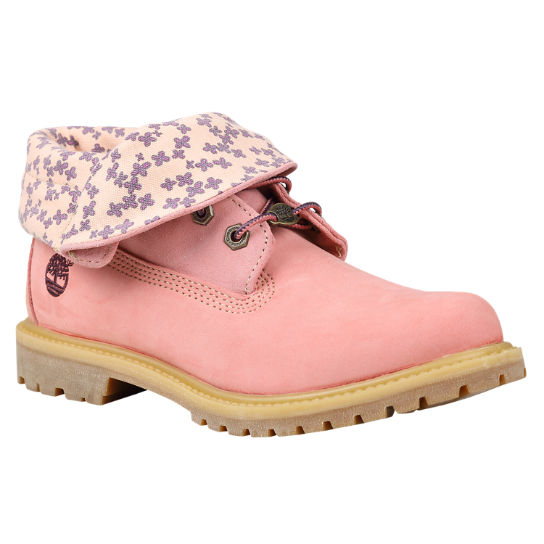 Bottes Timberland Authentics Roll-Top pour femmes |  Timberland US Sto