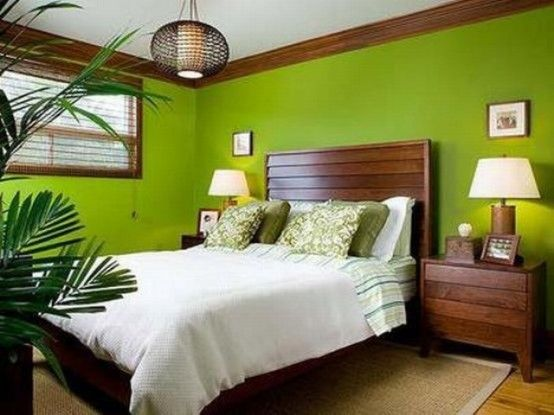 39 designs de chambres tropicales lumineuses |  DigsDigs |  Chambres tropicales.