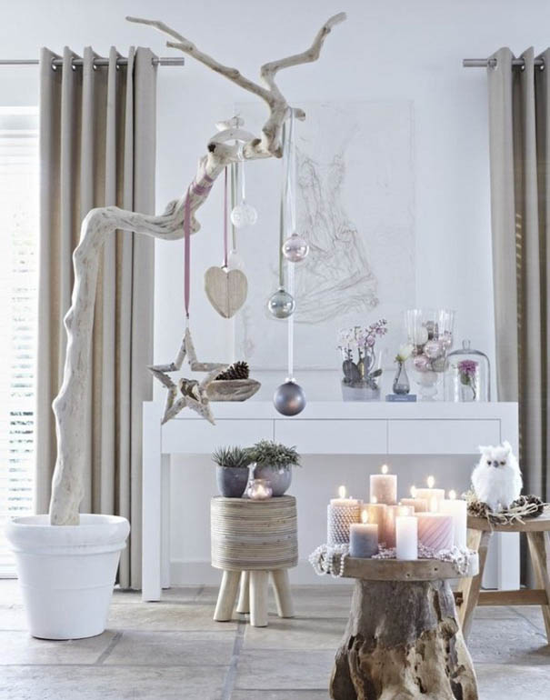 Top décorations de Noël scandinaves - Célébration de Noël.