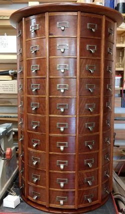 cabinet d'apothicaire - FineWoodworki