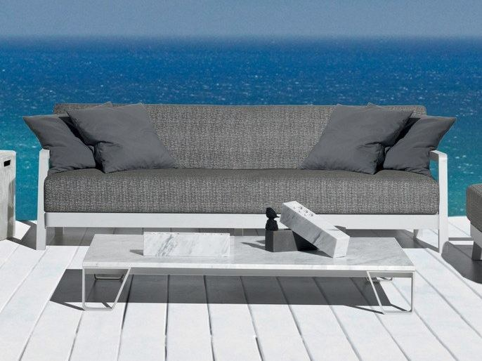 INOUT 955 |  Table basse en marbre Gervasoni Outdoor Collection By.