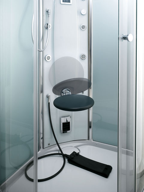 Cabine d'hydromassage rajeunissante by Teuco - Hometone - Home.