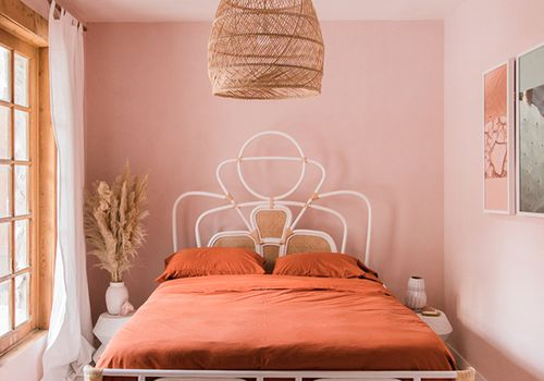 25 Bedroo rose pour adultes