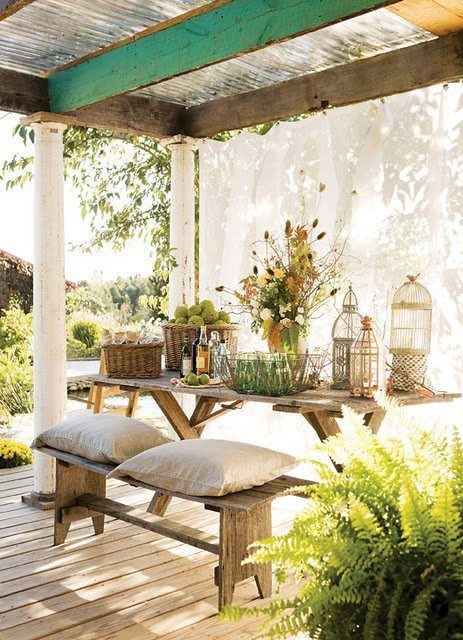 cosy-rustique-patio-designs-24 - EcoChic Lifestyl
