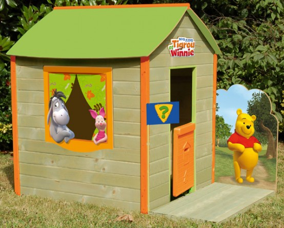 Bright Kids Play Houses By Soulet - DigsDi