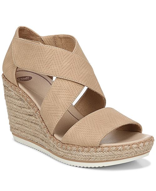 Dr. Scholl's Women's Vacay Wedge Sandals & Reviews - Sandales.