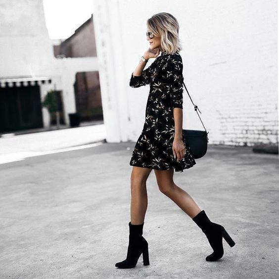 Awesome 15 Inspirational Fall Boots Trend 2018 fashiotopia.com.