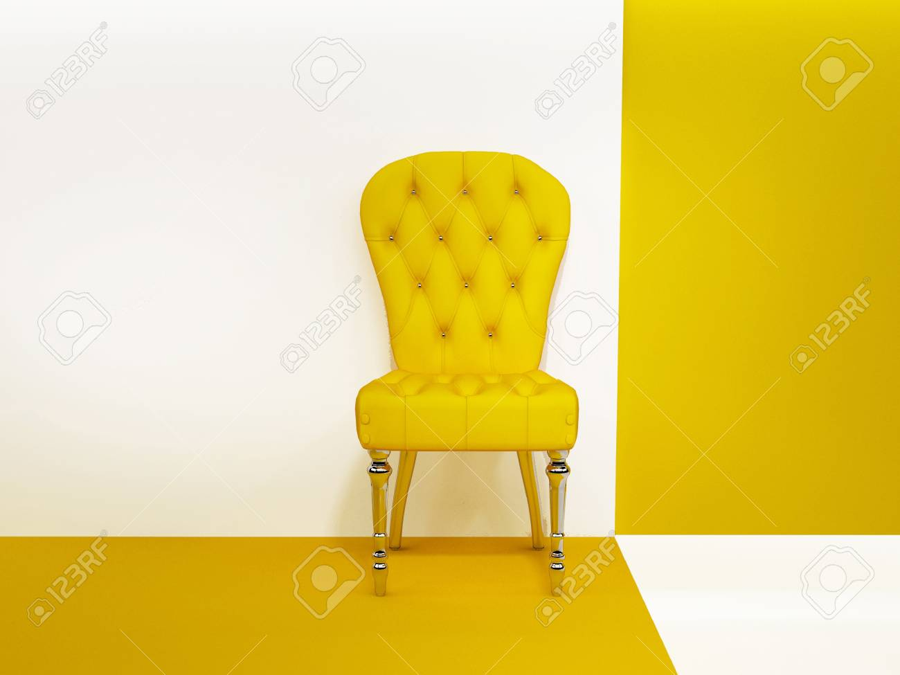 Chaise d'abstraction