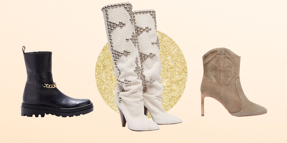 Chaussures d'hiver tendance