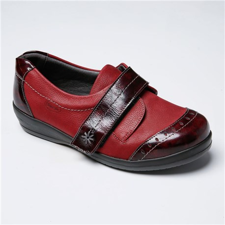 Chaussures femme large