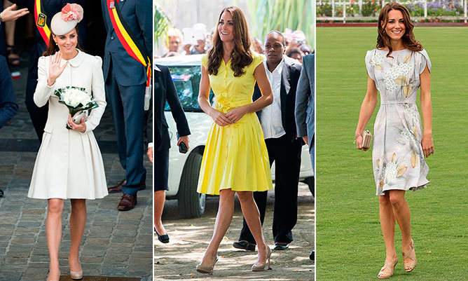Kate Middleton Spring Outfit Special